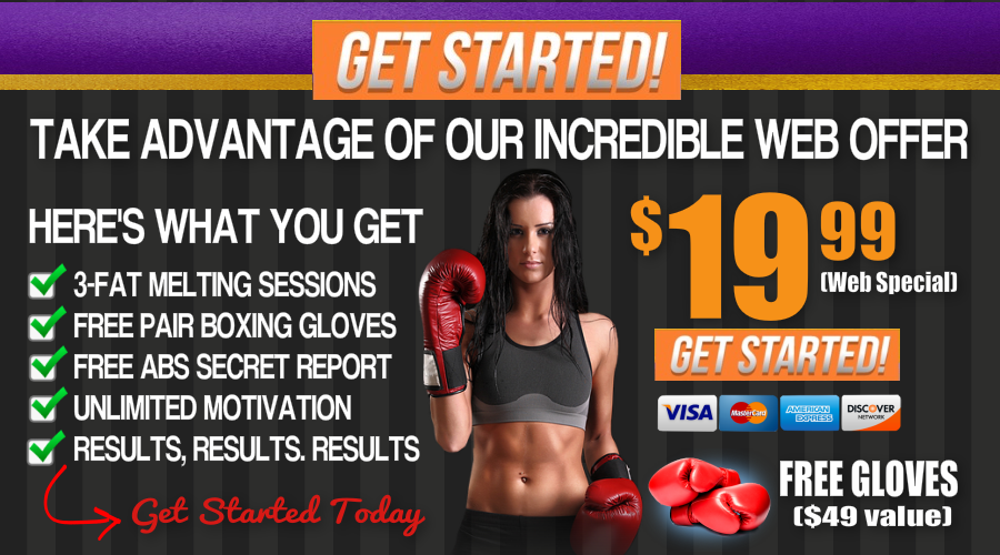 Get TONED Arms, a TIGHT Tummy, FIRM Legs & a ROCK HARD Butt